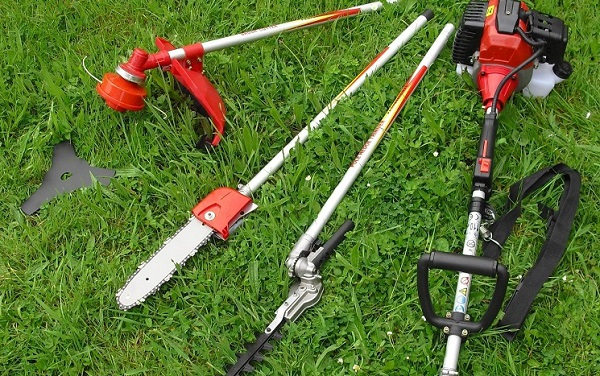 4 in 1 Petrol Hedge Trimmer