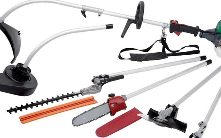 Draper Expert 26 cc Petrol 5 in 1 Garden Tool Garden Power Tools