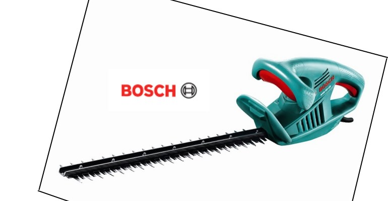 bosch ahs 50 16 electric hedge cutter ahs 50 16 review. Black Bedroom Furniture Sets. Home Design Ideas