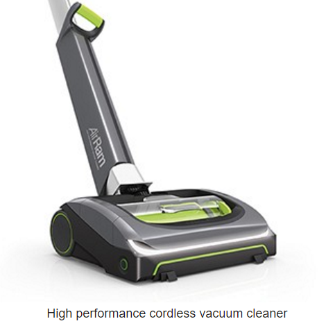 GTech Air Ram Vacuum Cleaner