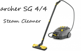 Karcher SG 4 4 Steam Cleaner Review