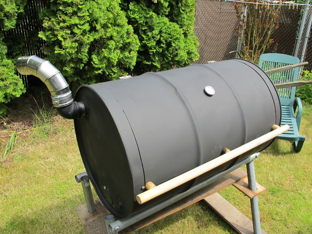Build your own BBQ Barrel