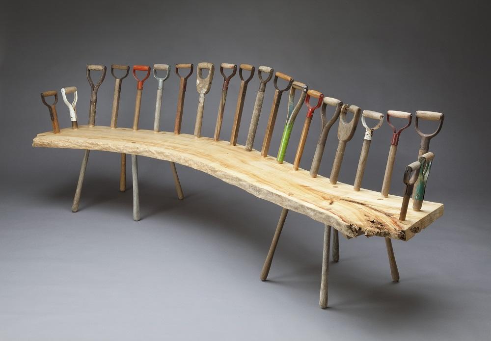 Shovel Bench