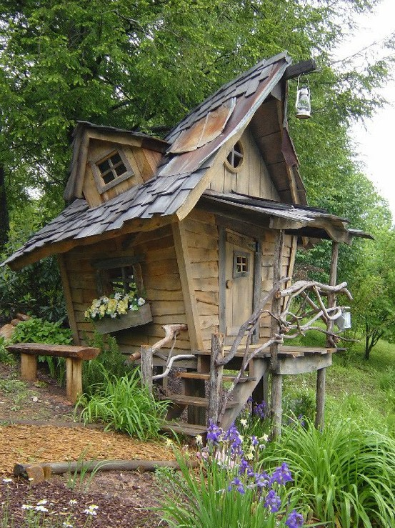 Quirky Garden Shed