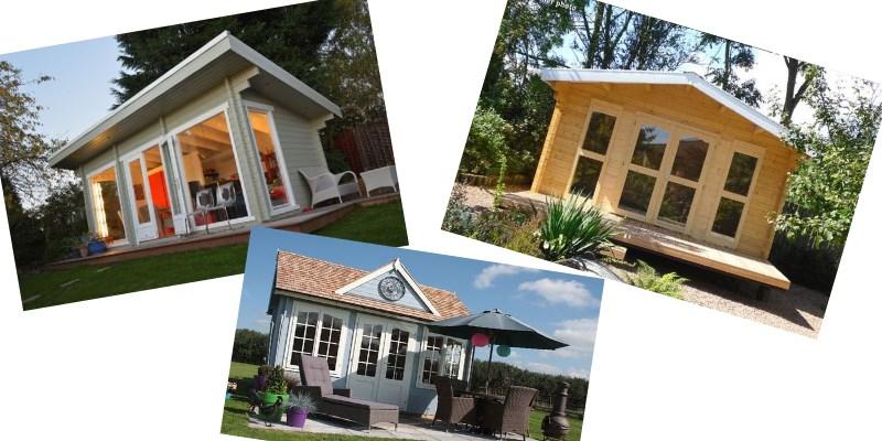Garden Cabin Ideas