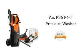 Vax P86 P4 T Pressure Washer Review