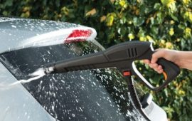 Vax P86 T Car Washing pressure washer