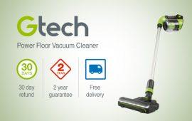 GTech Power Floor Vacuum Review