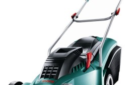 Bosch Corded Electric Lawn Mower