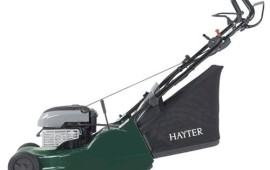 Hayter Harrier Petrol Mower