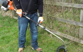 Fox Garden Grass Trimmer