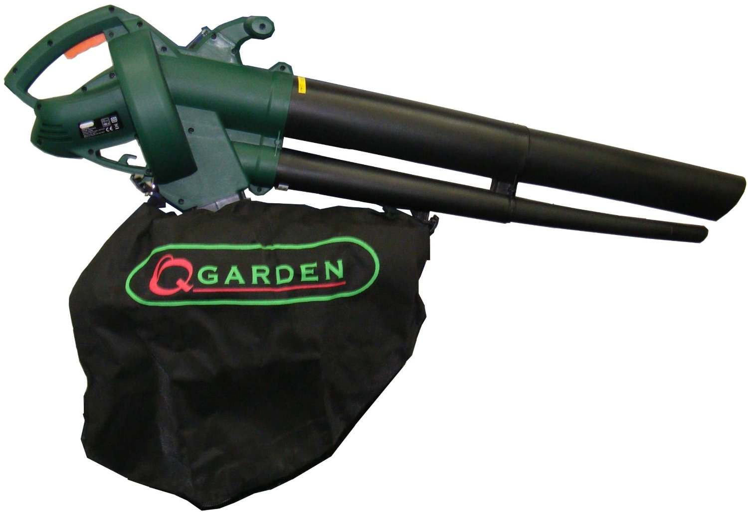 Q Garden Qgbv2500 Leaf Blower Garden Vacuum Honest Review