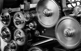 Gears of A Machine