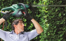 Bosch AHS 70 34 Hedge Trimmer Review