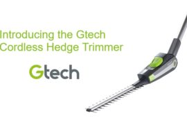 GTech HT20 Hedge Trimmer