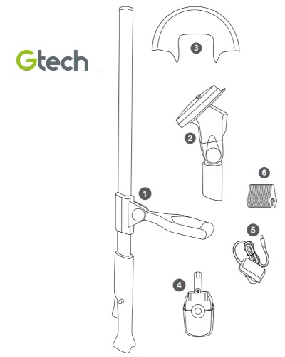 GTech ST20 Strimmer Review New ST05
