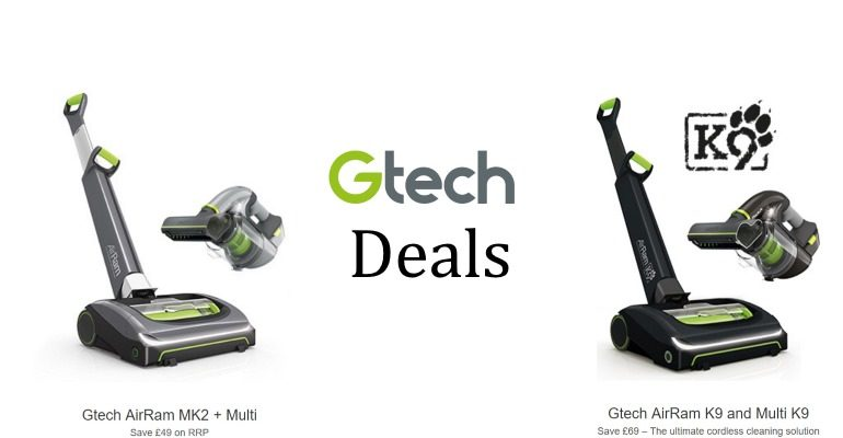 f1c46852e5b GTech Discount Code and Offers