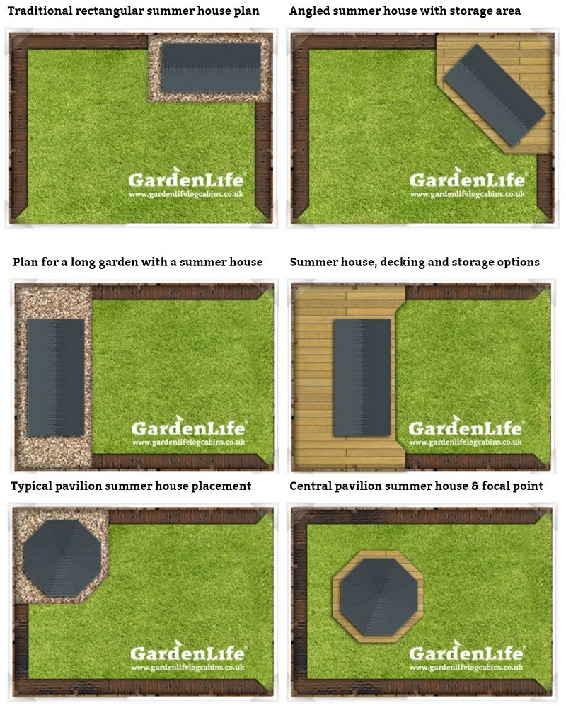 Garden Life Design Ideas