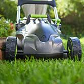 GTech Edge Cutting Lawn Mower