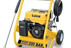 Wolf 200 Bar Petrol Pressure Washer Review