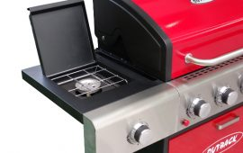 Outback Meteor Side Gas Burner