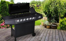 Cosmo Grill Fire Plus 6 Buy Online