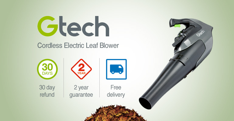 Latest Cordless Electric Gtech Leaf Blower In Depth Review