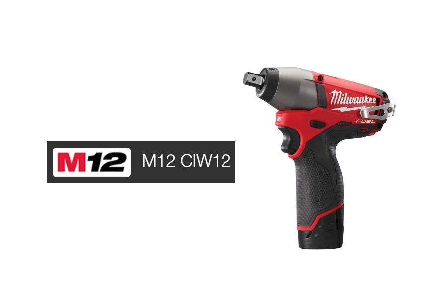 Milwaukee M12 Impact Wrench
