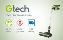 GTech Power Floor Vacuum Review