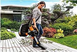 Worx Leaf Blower and vacuum Review