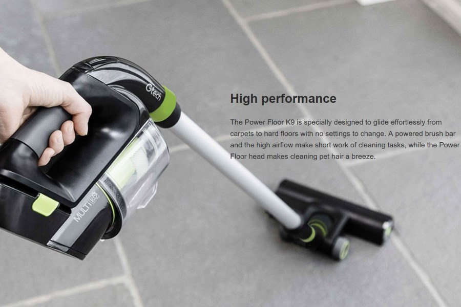 The NEW GTech Power Floor K9 Vacuum (Reviewed & Revealed)