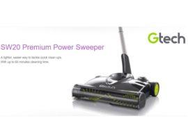 GTech Sweeper SW20