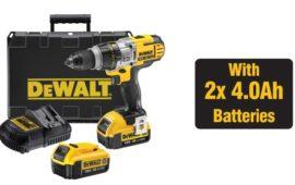 Dewalt DCD985 Hammer Drill Review