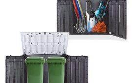 Plastic Wheelie Bin Store