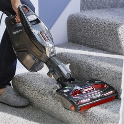 Shark HV380UKT stair cleaning