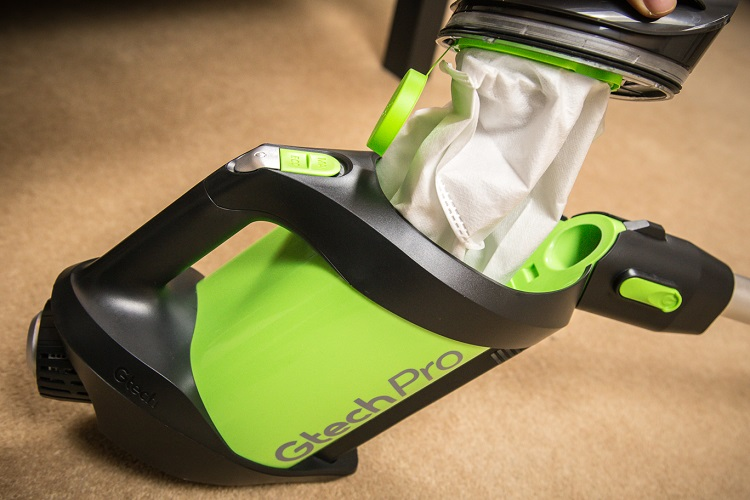 GTech Bagged Vacuum Cleaner