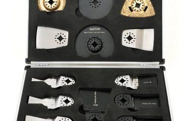 Saxton Multi Tool Accessories