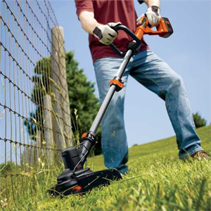 Black and Decker high power grass trimmer