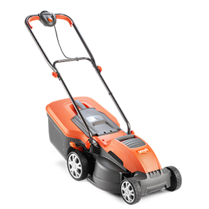 Flymo Electric Lawn Mower Review