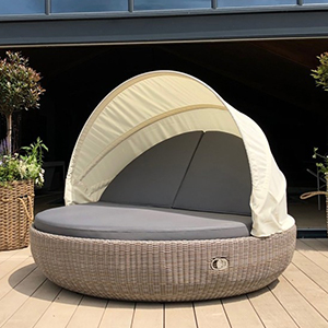 Pacific Rotating Sun Lounger