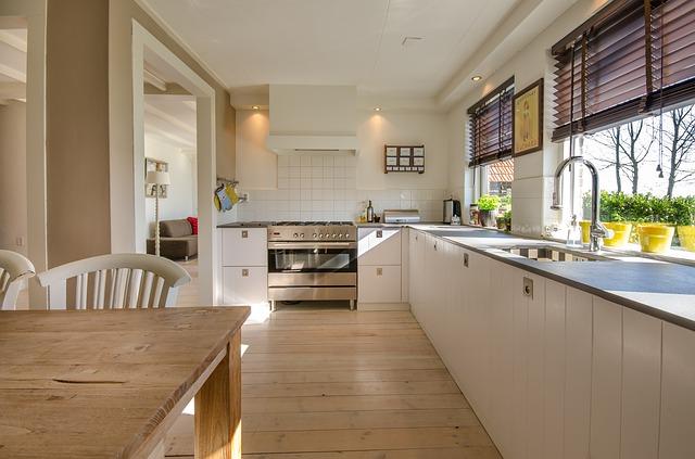 Kitchen Flooring Renovation