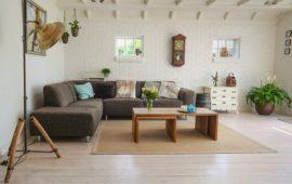 Living Room Floor Renovation Job