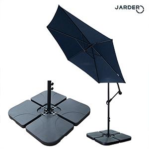 Jarder Parasol Set