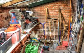 Space Saving Tips for your Garden Shed