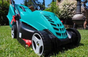 Bosch Rotak Electric Lawn Mower