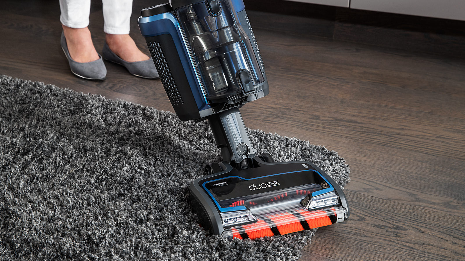 Shark Duo Clean Cordless Upright Vacuum Cleaner 2019 Review