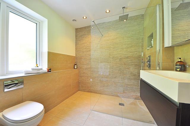 Walk in Bathroom Shower