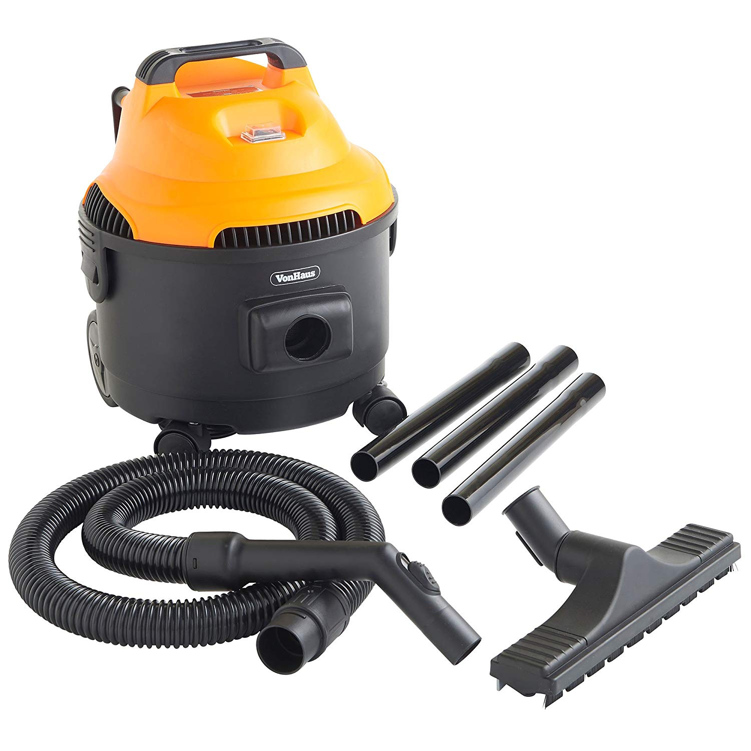 VonHaus 3 in 1 Wet and Dry Bagless Vacuum Cleaner attachments