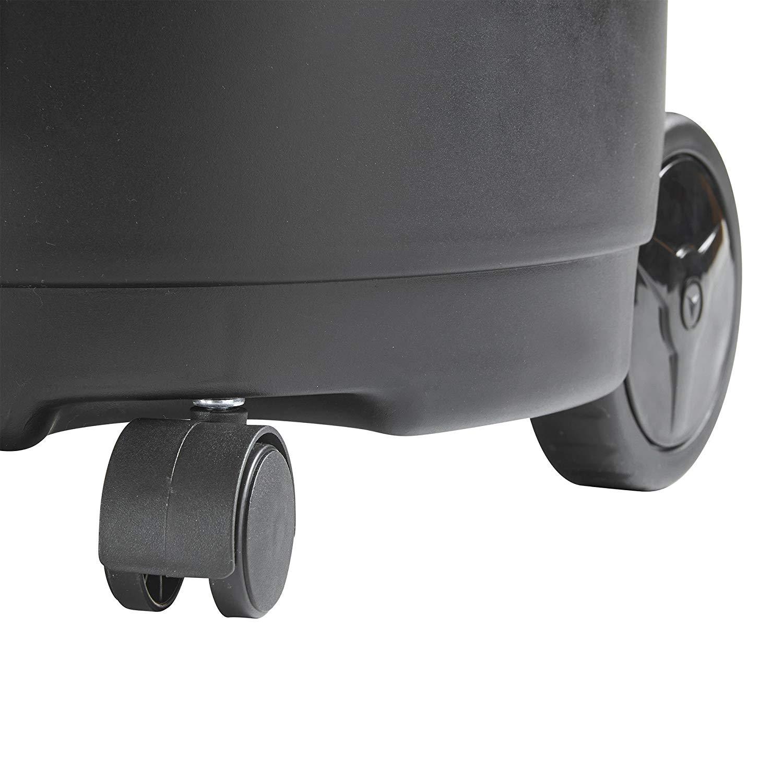 VonHaus 3 in 1 Wet and Dry Bagless Vacuum Cleaner wheels