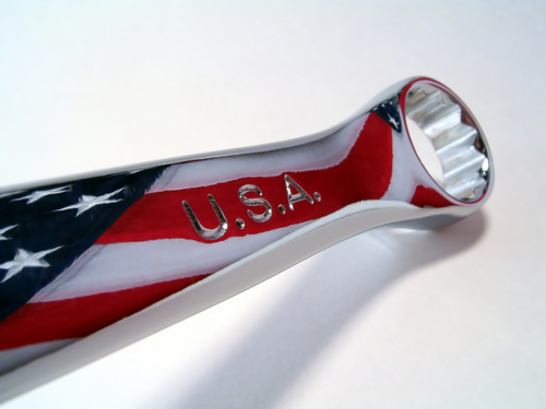 Spanner Made in the USA